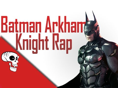 Batman Arkham Knight Rap  JT Music   Say Goode to Batman