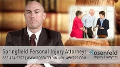 Get Help Now For Springfield Accident Cases! Rosenfeld Injury Lawyers