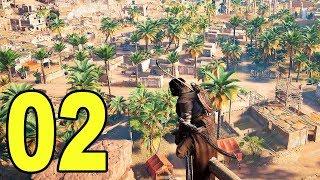 Assassin's Creed Origins - Part 2 - Saving Siwa