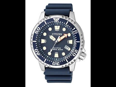 Citizen Promaster Marine Eco Drive Divers Watch BN0151-17L