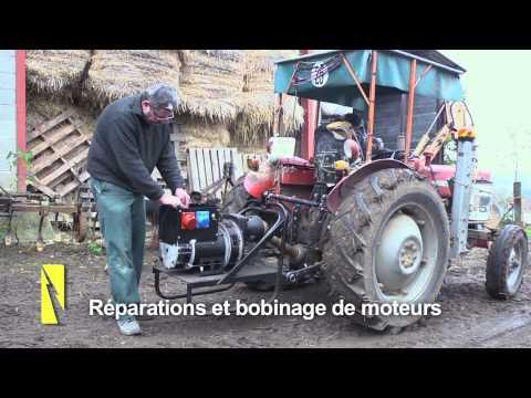 Ets Viguier Albi : automatisme - bobinage - électricité industrielle CLIP GENERAL