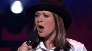 Kelly Clarkson American Idol HD - You Make Me Feel Like A Natural Woman