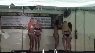 Repeat youtube video Wet T-Shirt Contest Gone Wrong. Pt. 3 'Happy Ending?'-South Florida Tattoo Expo 2015