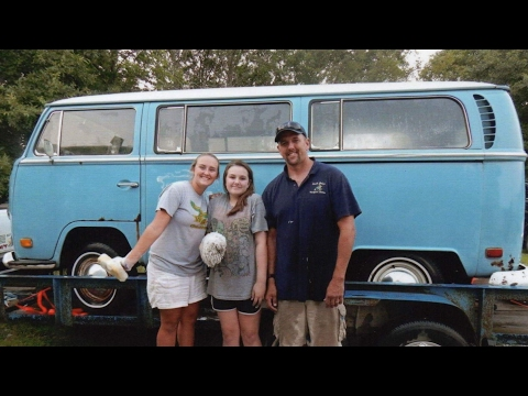 Replacing Radio in a 1970 Volkswagen bus (2017 Senior Project)