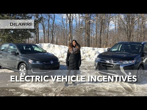 How Electric Vehicle Incentives Work (Canada)