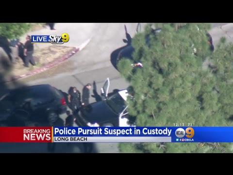 LIVE: Police Pursuit