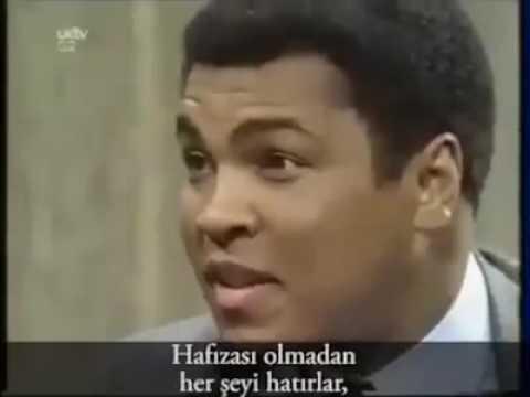 Hacı Soltan Alizade dahi boksçu Məhəmməd Əli Allahın birliyi haqqında