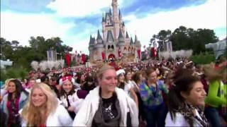 Jonas Brothers-Summertime Anthem[Live]@Disney Parks Christmas Day Parade 2009