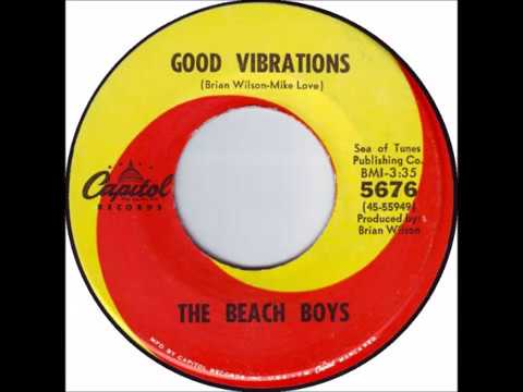 The Beach Boys  Good Vibrations 1966, stereo