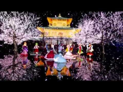 【東方MMD】千本桜【第五回東方ニコ童祭】