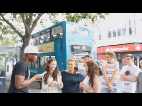 All KSI being awkward in publics [HD]