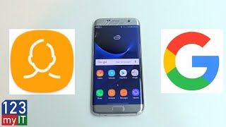 How to sync Samsung Phone contacts to your Google Account