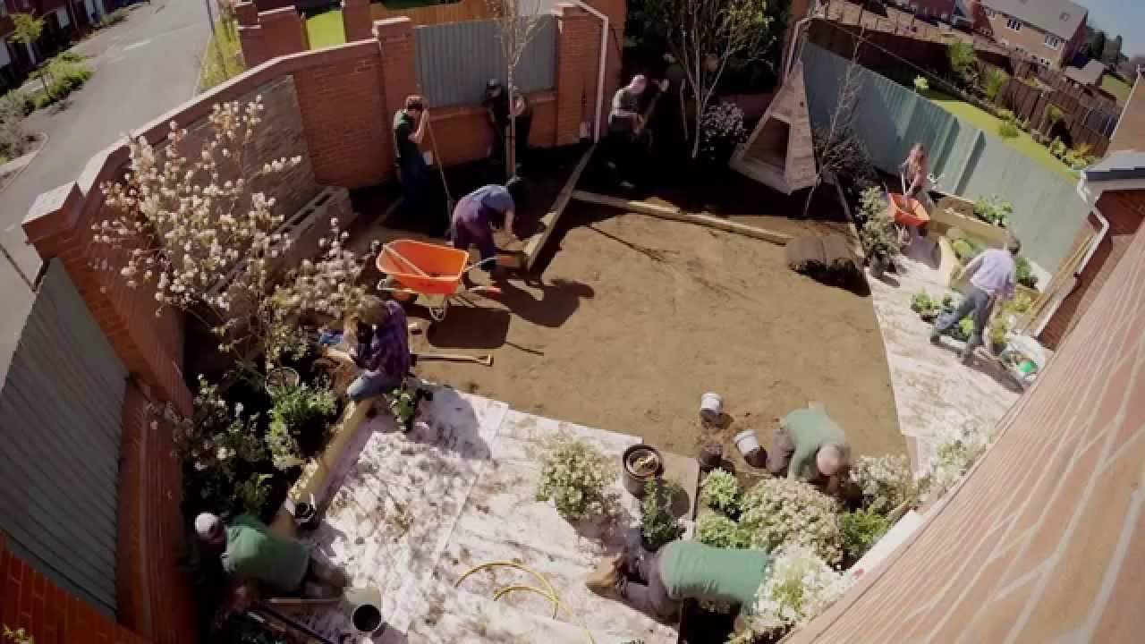 love your garden s06e01 720p hdtv x264 c4tv youtube. Black Bedroom Furniture Sets. Home Design Ideas