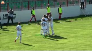 Diyarbekirspor 0 - 1 Sakaryaspor Maç Özeti