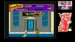 Who Framed Roger Rabbit (NES) Defeated! with Mike Matei