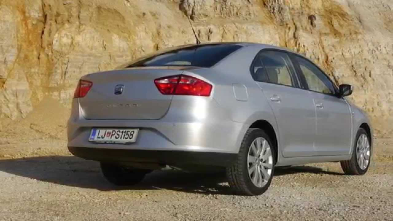 2014 seat toledo 1 2 tsi style welcome back test youtube. Black Bedroom Furniture Sets. Home Design Ideas
