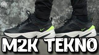 Nike M2k Tekno Black Volt First Impressions!