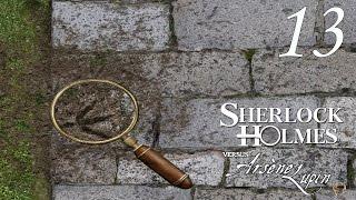 Let's Play Sherlock Holmes jagt Arsène Lupin #13 - Lupin lädt zur Vogeljagd ein (Deutsch)