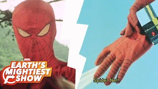 1970s Japanese Spider-Man: Gadgets | Earth's Mightiest Show
