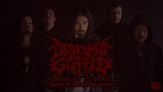DEFLESHED AND GUTTED - BAPTIZED IN BILE [SINGLE] (2016) SW EXCLUSIVE
