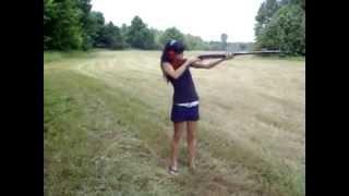Оружие и Женщина. - Отдача