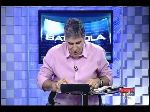 Joao Carlos Albuquerque nao gosta de peitos siliconados - Bate-bola 14/09/2012