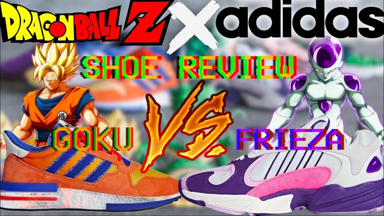 DRAGON BALL Z X ADIDAS  ZX 500 SON GOKU VS YUNG-1 FRIEZA  943d4764b