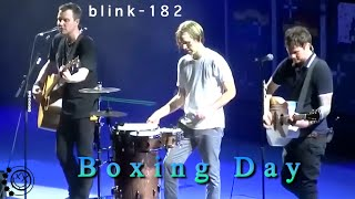 blink-182 - Boxing Day (Live)