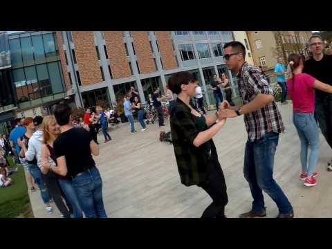 Rueda Flashmob 2017 - Celje - unedited #Rueda2017
