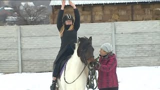 Іпотерапія: цілюща сила коней!...
