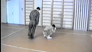 №1-4 Закрепление перемещений по полу Боевое #самбо Combat Sambo #Martial Art #рукопашный_бой
