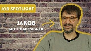 Motion-Designer - Jakob Rompkowski im Job-Spotlight
