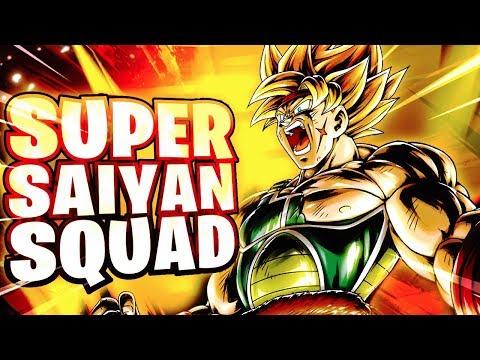NEW SSJ META!? Super Saiyan Bardock, TAKES OVER! | DB Legends | Dragon Ball Legends