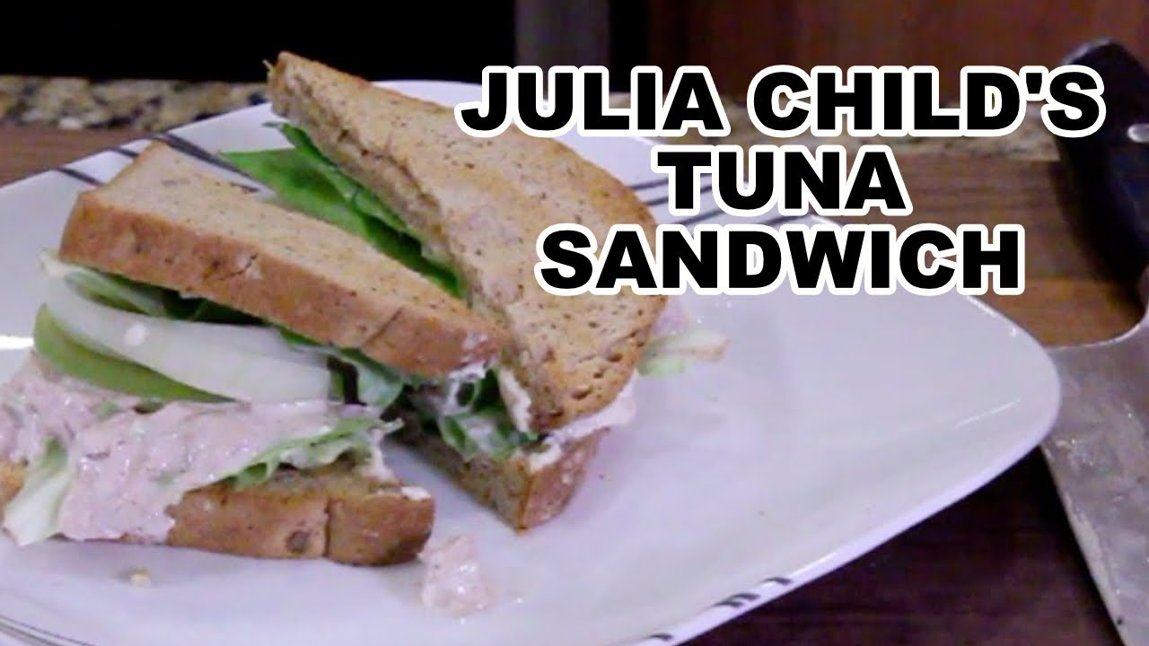 Tuna Salad Recipe Julia Child