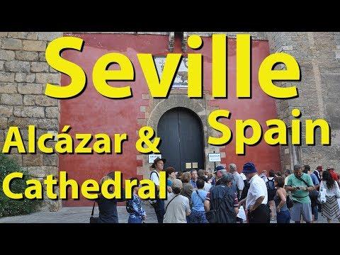 Seville Alcázar & Cathedral