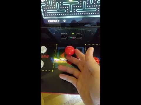 Arcade1Up PAC-MAN PLUS (FULL REVIEW) part.1 from TboneNY10