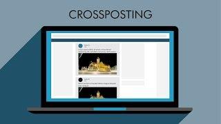 So funktioniert Crossposting aขf Facebook | Koschmiederfilm erklärt