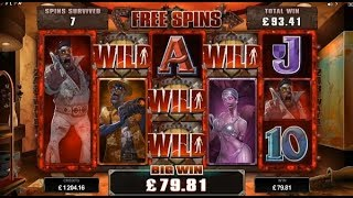 Lost Vegas Online Slot from Microgaming Free Spins Blackout Bonus Feature