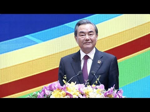 China Calls for Enhanced Cooperation, Development in Greater Mekong Sub Region