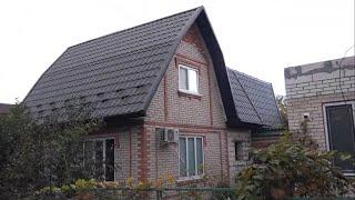 як зробити дах на дачі