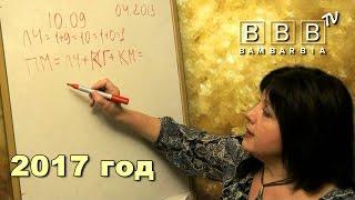 НУМЕРОЛОГИЯ - магия чисел. Прогнозы нумеролога на 2017 год: Людмила Савина(, 2016-12-23T14:42:45.000Z)