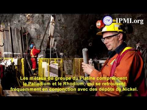 Minerai de Métaux Précieux: Precious Metals Ore Explained (French subtitles)