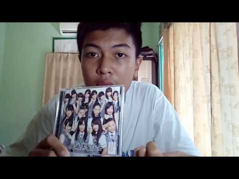 Unboxing NMB48 1st Single