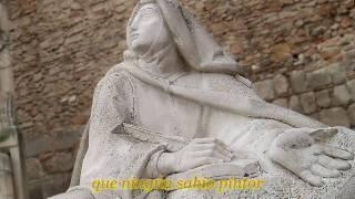 """Montserrat Figueras  """"Alma, buscarte has en Mí"""""""
