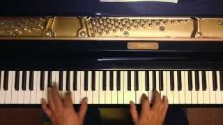 Tutorial piano y voz La copa rota ( Alci Acosta )
