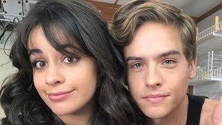 Camila Cabello & Dylan Sprouse Tease SECRET Netflix Project?