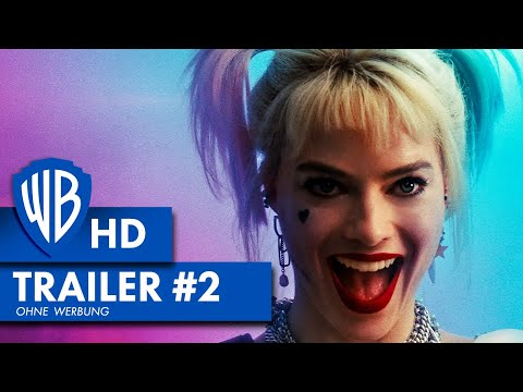 BIRDS OF PREY - Trailer #2 | THE EMANCIPATION OF HARLEY QUINN | Deutsch HD German (2020)
