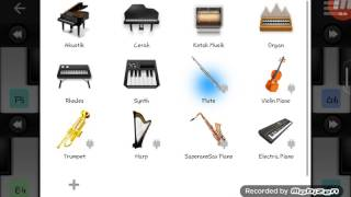 Keramat - piano android