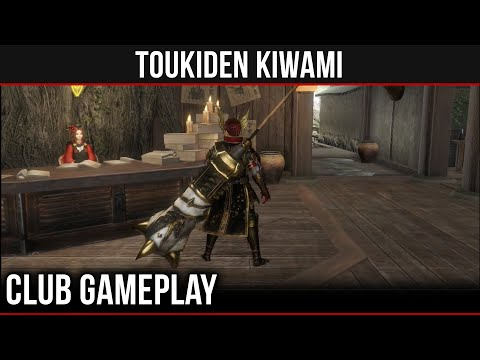 Club Weapon Battle Gameplay in Toukiden Kiwami