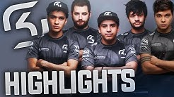 CS:GO - SK Gaming HIGHLIGHTS OF 2017 (RANK 1 in World)